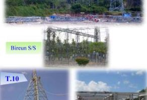 PEUSANGAN 1  2 HEPP LOT IV 150KV TL  SUBSTATIONS